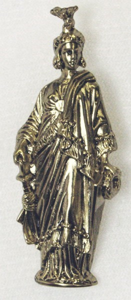Statue of Freedom Brooch