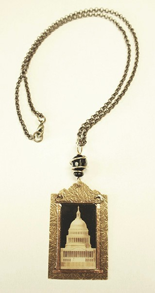 Walter Dome Necklace