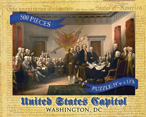 Signing of the Declaration of Independence Puzzle