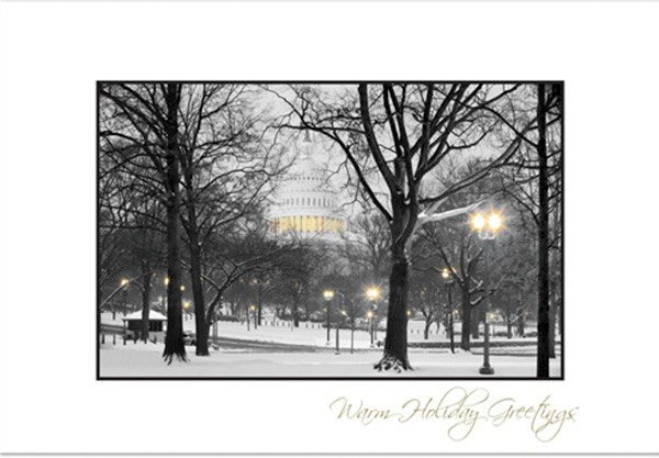 Greetings From Capitol Hill Holiday Cards