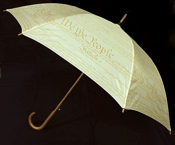Constitution Umbrella