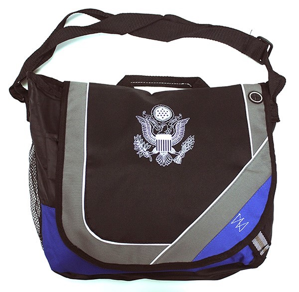 Great Seal Messenger Tote