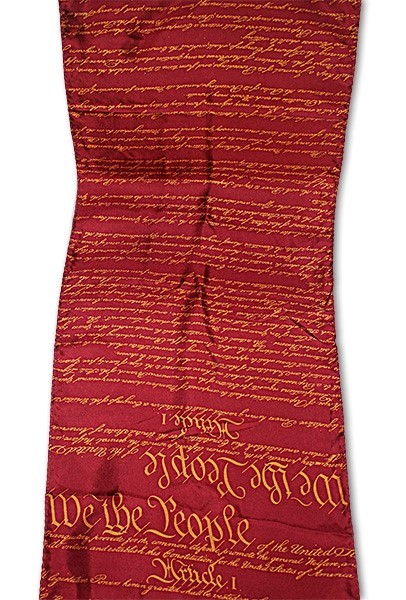 """We the People"" Scarf"