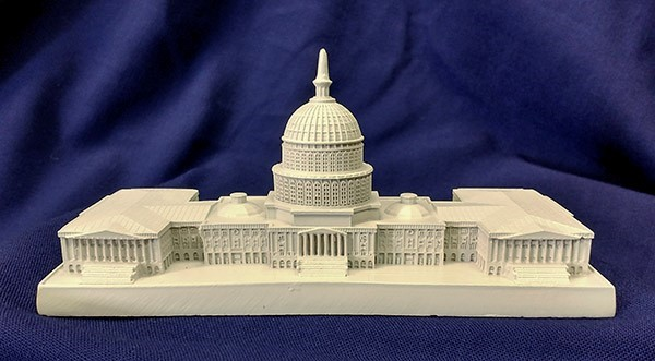 Capitol Desk Sculpture