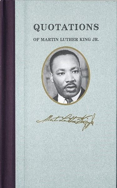 Quotations by Martin Luther King, Jr.
