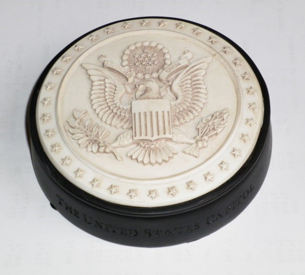 Marble Great Seal Paperweight