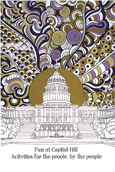 Travel Fun at the Capitol Activity Book