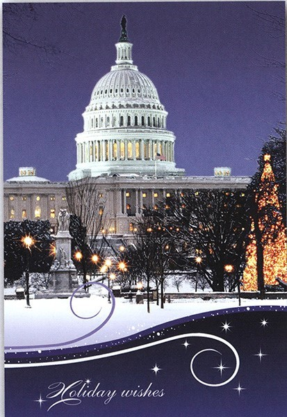 Holiday Wishes from the Capitol